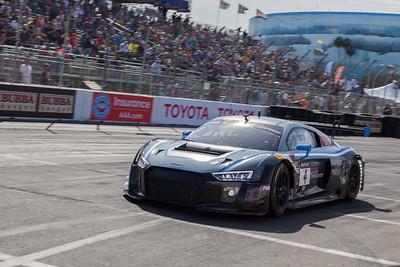 Magnus Racing - Audi R8 LMS
