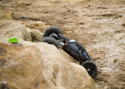 RC Rock Crawling at Chokecherry Feb. '10