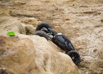 RC Rock Crawling at Chokecherry Feb. '10
