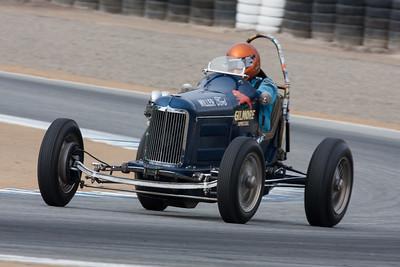 John Kerr - 1932 Miller-Scofield - Ford AAA Champ Car