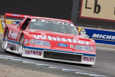 Steve Schuler - 1991 Ford Roush IMSA GTO Mustang