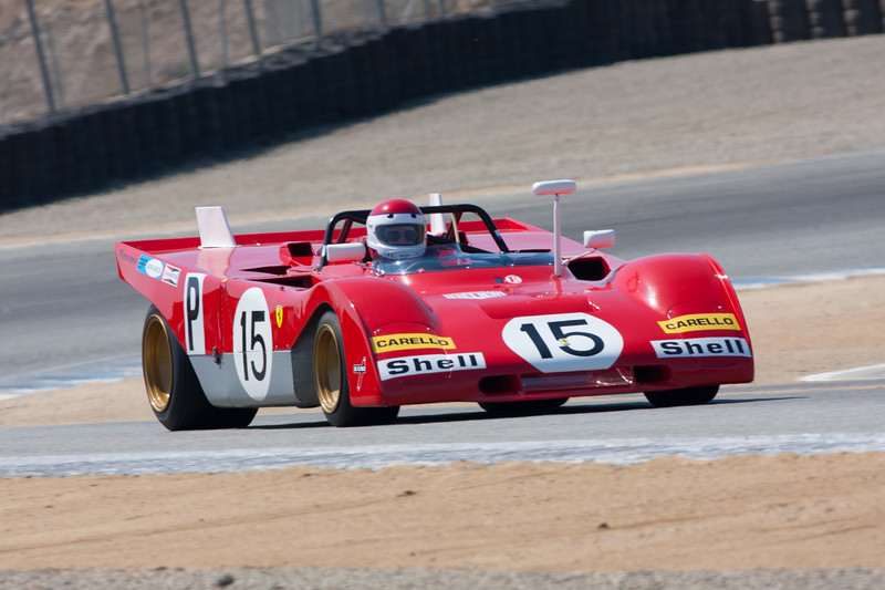 Ernie Prisbe - 1971 Ferrari 312PB