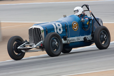 Jamie Cleary - 1932 Studebaker Indianapolis