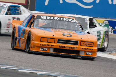 Kenneth Davis - 1985 Roush Mercury Capri