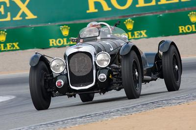 Richard Morrison - 1939 Lagonda V12