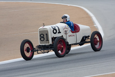 Bruce Hudkins - 1922 Ford Model T Speedster