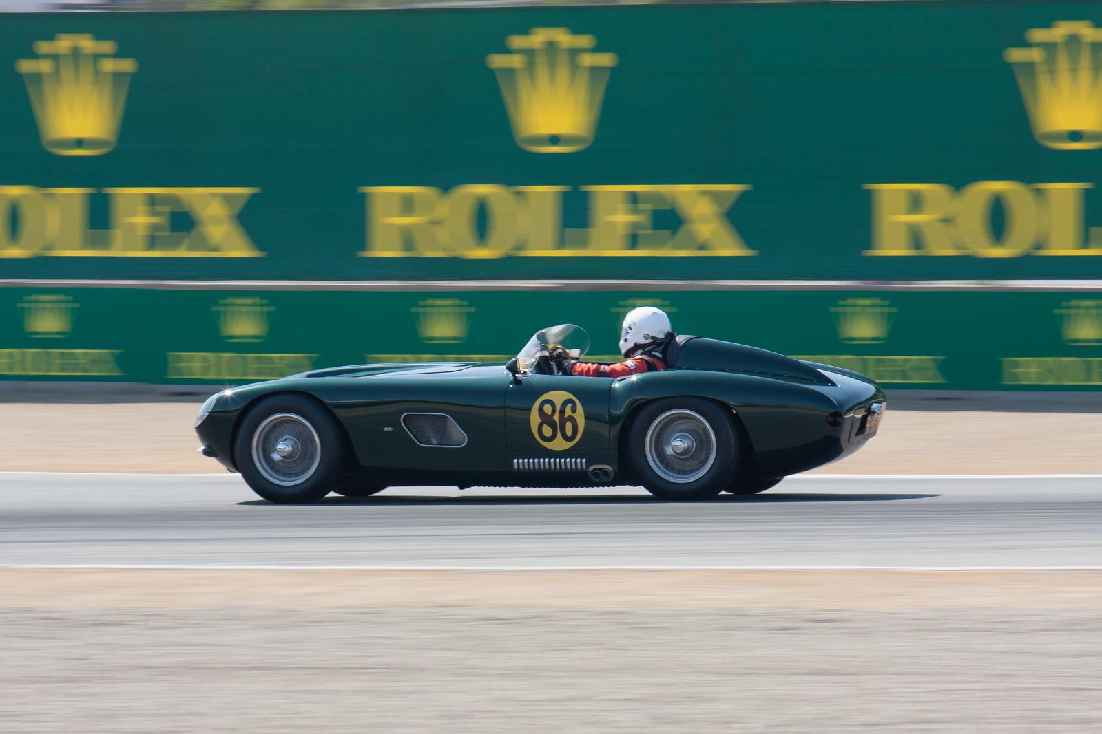Bernard Juchli - 1955 Jaguar Hagemann Special