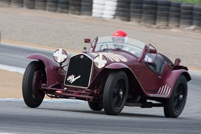 Alan de Cadenet - 1932 Alfa Romeo 8C 2300MM Spider