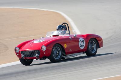 Jeff Abramson - 1954 Ferrari Mondial