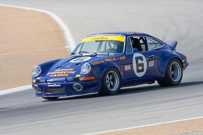 Al Arciero - 1973 Porsche 911 RSR