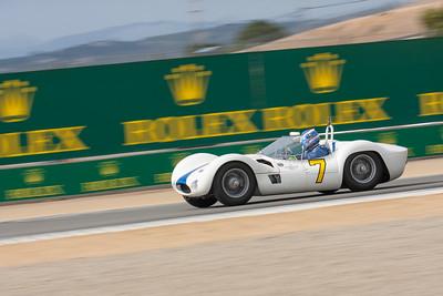 Jonathan Feiber - 1960 Maserati Tipo 61