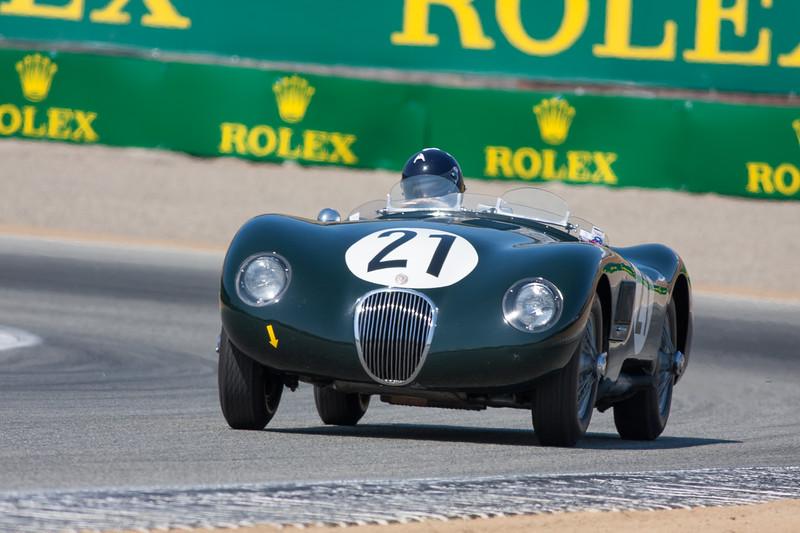 Jeff O'Neil - 1953 Jaguar C-Type