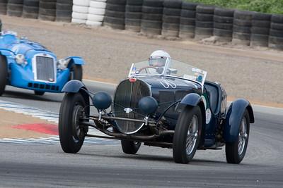 Peter Mullin - 1936 Bugatti 57SC