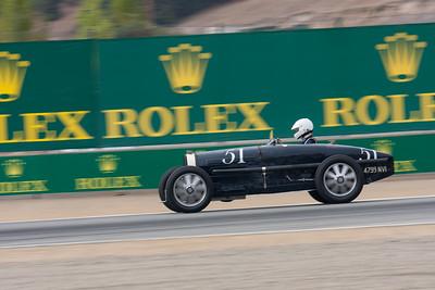 Derek Hill - 1931 Bugatti Type 51