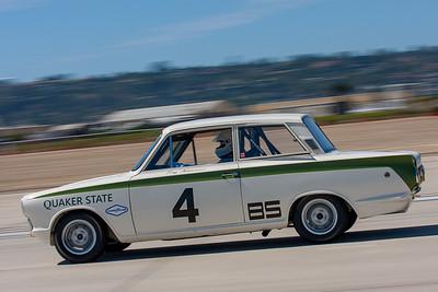 Michael Patlin's 1965 Ford Lotus Cortina
