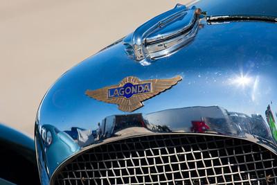 1939 Lagonda V12 Le Mans