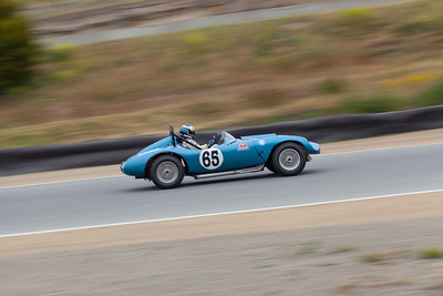 Michael Silverman - 1959 Echidna Sports Racer