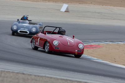 Don Bell - 1957 Porsche Speedster