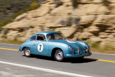 Bill Noon's Porsche 356A 1600 Super