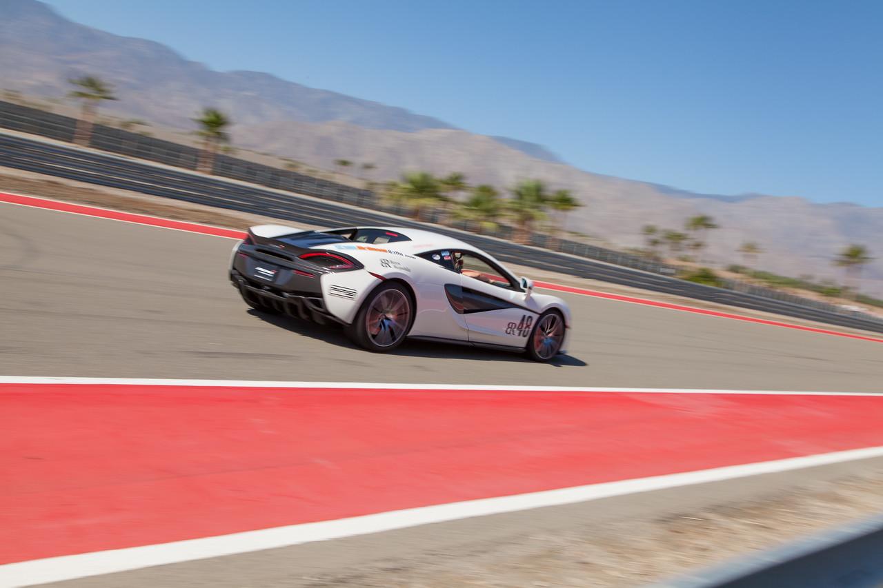 Gareth Ashworth - McLaren 570S