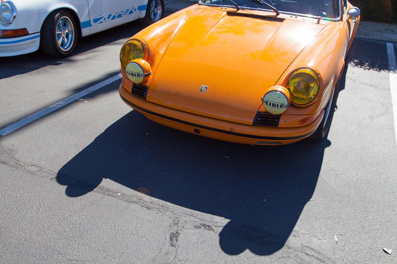 Chad McQueen - Porsche 911