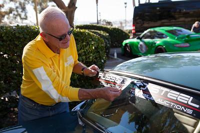 Ron Harris'Porsche 356