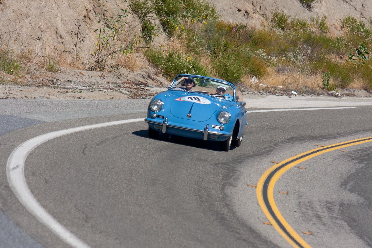 Terri Zwart's Porsche 356