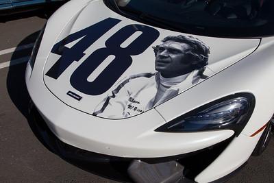 Gareth Ashworth's McLaren 570S