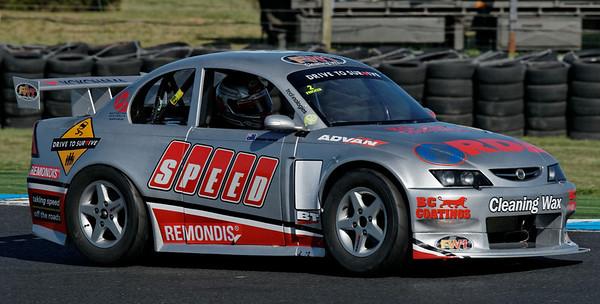 V8 Supercars Phillip Island 16/09/2011