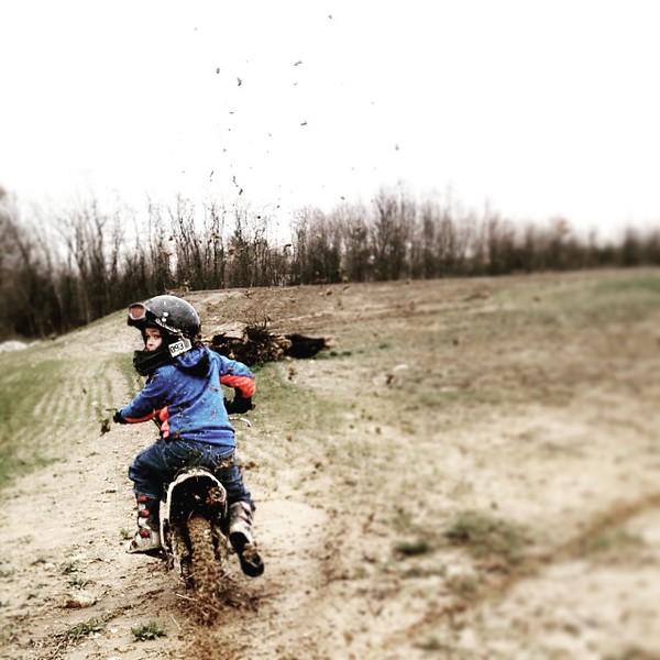Slinging Mud