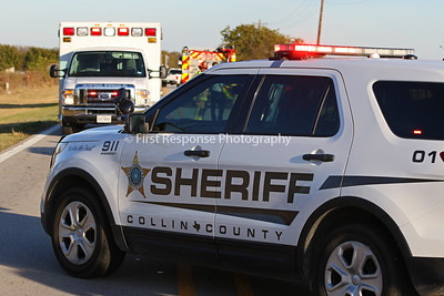 New Hope Texas  (Princeton TX ) Fatal Motorcycle Accident FM 1827