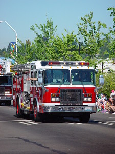 City of Renton (Washington) Fire Truck