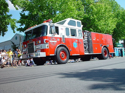 City of Kent (Washington) Fire Tuck