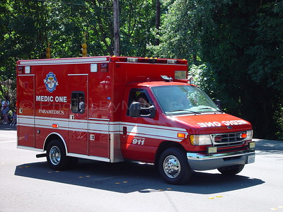 City of Sea-Tac (Washington) Medic One Aid Unit