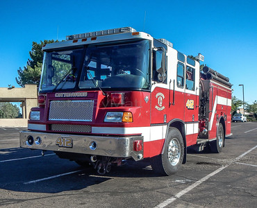 Cottonwood, AZ Fire Department