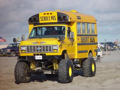 Monster Bus!