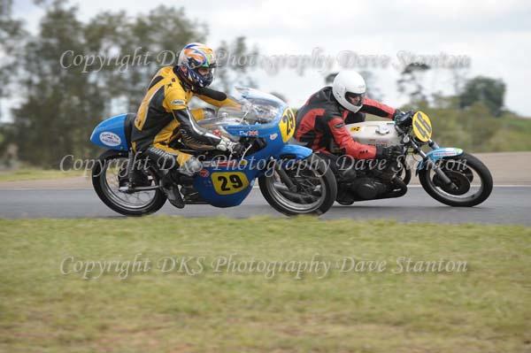 Race 29. Post Classic 350cc, 500cc, 750cc, Unlimited.