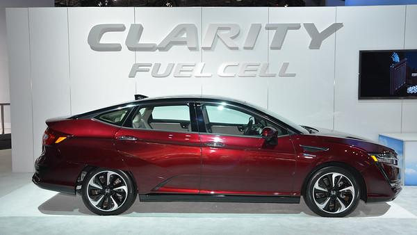 Honda FC Clarity