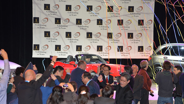 MX-5 Global Car of The Year Awards
