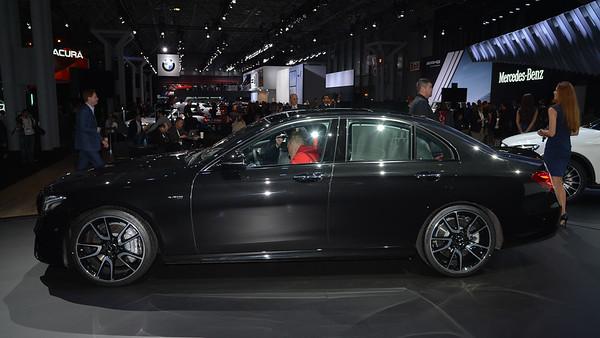 Mercedes-Benz E43 AMG