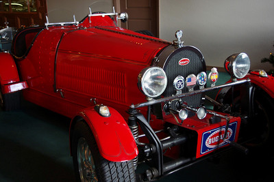 Bugatti, Branson Auto Museum.