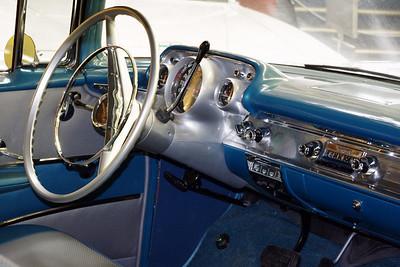 Dash detail, 1957 El Morocco.