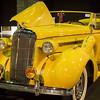 1936 Buick Roadmaster Convertible.  Branson Auto Auction, April, 2016.