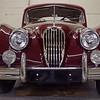 Jaguar - 1957 XK 140. Private collection, Springfield, Missouri, now the Route 66 Car Museum.