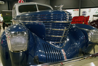 1939 Graham, Tupelo Automobile Museum, Mississippi.