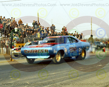 Motor City Dragway Photos 1968