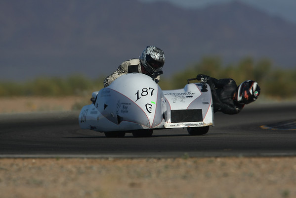 Sidecar Racing 2013