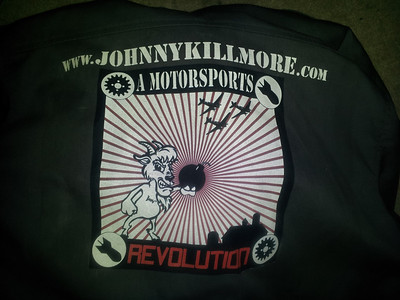 Introducing Chivo, the new look of Team Johnny Killmore.