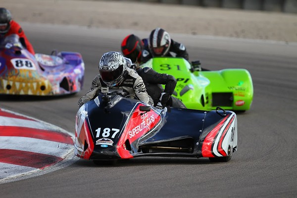 Sidecar Racing 2015