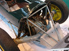DeDion Axle on the early Lotus F2 Car